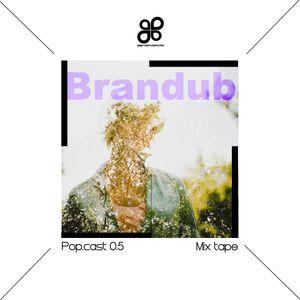 POP.CAST 0.5  BRANDUB  Mix Tape