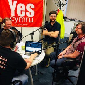 Radio Yes Cymru 3 (10/8/2018)