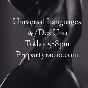 Universal Languages (#165)
