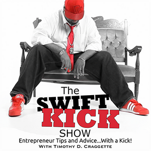 EP 40 - The Swift Kick Show - Reach Out and Livestream