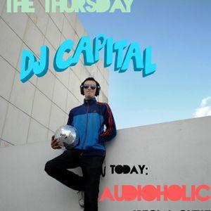 DJ Capital Programa - 06 (Special Guest: Audioholic)
