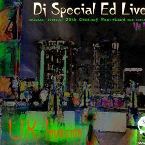 Special Ed 2otrh Century Wasteland series - U.K. Invasion