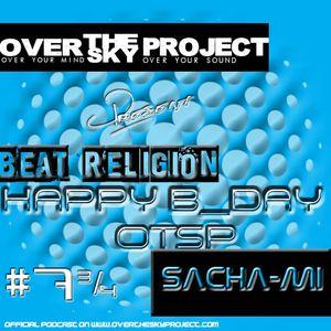 7 3/4 BEAT RELIGION select Happy Birthday OTSP by SACHA-MI