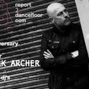 Mark Archer (NEXUS21-ALTERN8) Live on Report2dancefloor Radio