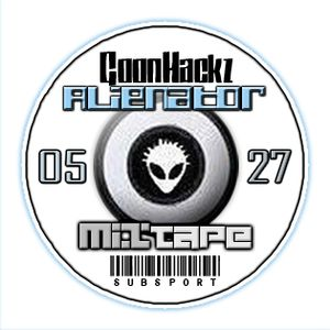600N - Psychedelic alienator (submix 05)