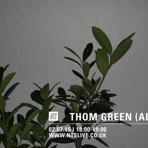 Thom Green (Alt J) - 2nd July 2015