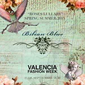 Bibian Blue ¨Roses Lullaby¨ Spring Summer 2013