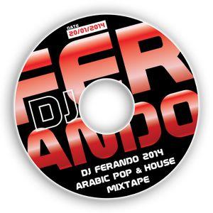 DJ Ferando 2014 Arabic Pop & House Mixtape