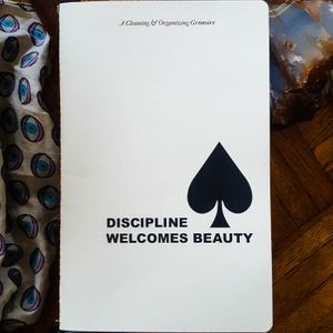 DHD SPECULATIVE STORYCAST #03: Discipline Welcomes Beauty | A Cleaning & Organizing Grimoire