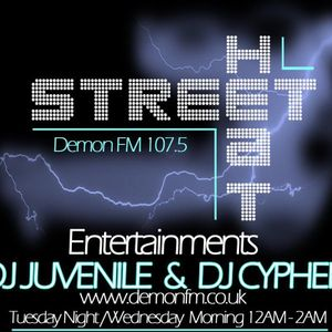 STREET HEAT SHOW 8-2-12