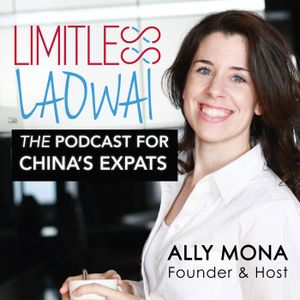 #244 Creating the expat life you desire, with Heather Rose Chase