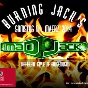 Burning Jack's Part 1 Lounge