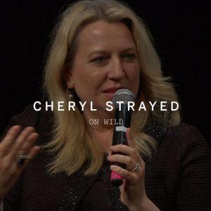 CHERYL STRAYED on WILD   Books on Film 2016