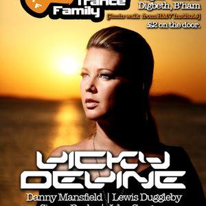Ibiza trance family promo mix - Vivida