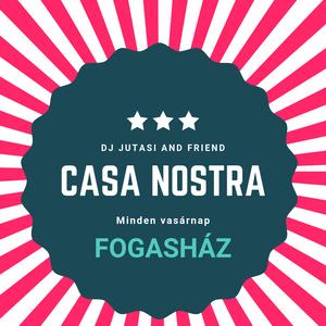 DJ JUTASI - CASA NOSTRA PSY -TECH-HOUSE MIX