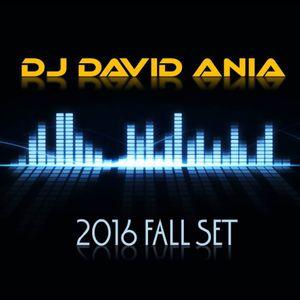 Fall 2016 - Party set (DJ David Ania - Miami)