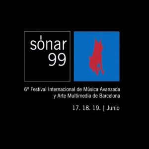 Laurent Garnier at Sonar Festival (Barcelona - Spain) - 18 June 1999