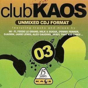 Mixed Kaos - Volume 3
