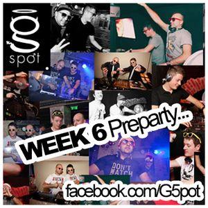 WEEK 6 Preparty
