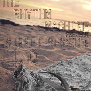 THE RHYTHM MACHINE SUMMER SESSION 1.O