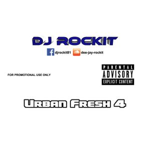 DJ Rockit - Urban Fresh 4