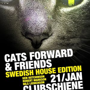 Cats Forward & Friends - Swedish House Edition Pre-Party Mix
