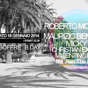 18-01-2014 La Liguria Che Balla-BENEDETTA & GOGOFFRE'