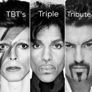 TBT´s Triple Tribute 2 Prince, Bowie & G.Michael