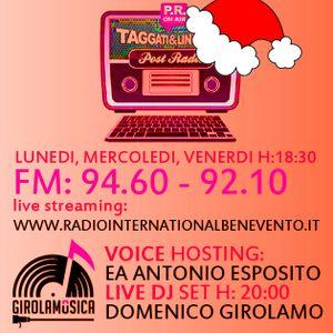 TAGgati & LINKati La Radio che ti post@ 23/12/2013 [Xmas]
