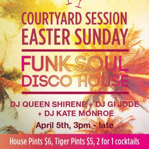 Courtyard Sessions mix1