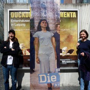 Kubshow #24: Documenta, Duckomenta (mit Isabella Artadi und Marta)