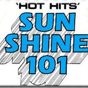 Sunshine Radio; PAT COURTENAY/ROBBIE ROBINSON; August 26, 1986