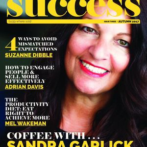 Business Success Network Podcast with Sandra Garlick