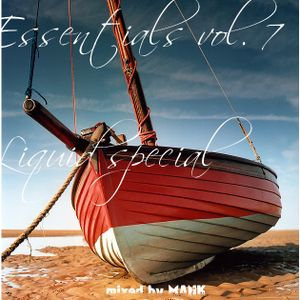 Essentials vol. 7 Liquid edition mixed by MANK