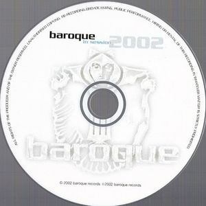 Parks and Wilson - Baroque In Session 2002