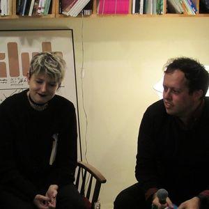 Zagreb Reads Europe: Asja Bakić and Llyr Gwyn Lewis in Booksa