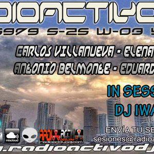 RADIOACTIVO DJ 03-2017 BY CARLOS VILLANUEVA