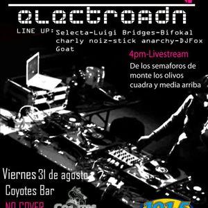 Tour Live ElectroADN