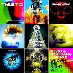 DJ Lecks | Strictly Dance Radio Promo Mix | August 2012