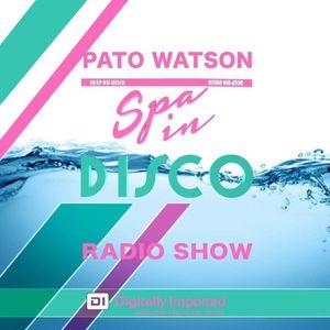 SPA IN DISCO - #007 - Radio Show Digitally Imported Deep & Nudisco - PATO WATSON