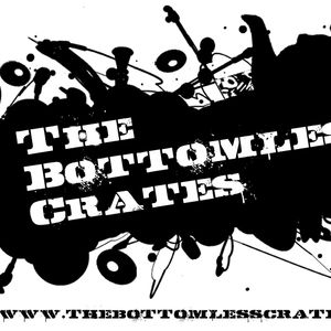 The Bottomless Crates Radio Show - 15/6/11 - SUPANICE LIVE