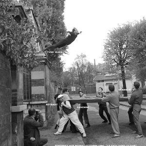 La Storia - Yves KLEIN - BLUE MOON