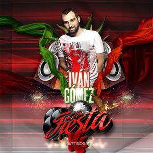 """""""La Fiesta"""" by Karmabeat (Mexico) Podcast 09/2012- Ivan Gomez"""