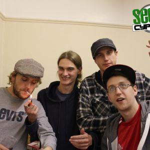 Skid Row 06.09.12 Featuring Buckers The Realist On The Mic @ Future Radio 107.8 Fm Thursday  12-1