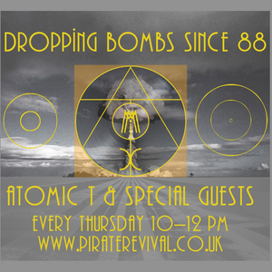 PIRATEREVIVAL.CO.UK - ATOMIC T & DJ PHAZE - 24/10/13