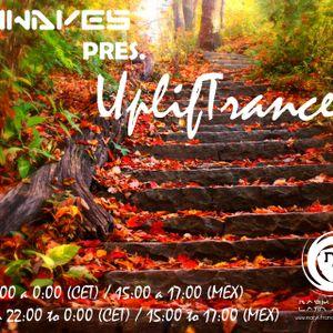 Twinwaves pres. UplifTrance 171 (16-11-2016)