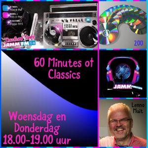 Sixty Minutes Of Classics met Lenno Muit - 20 september 2017 - Jamm FM