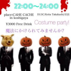 Halloween Party's Mix!