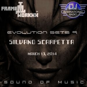 Silvano Scarpetta - FRAME WORKXX EVOLUTION SETS 9: March 13, 2014