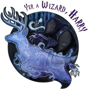 Yer a Wizard, Harry – Book 3, Episode 8: Flight of the Fat Lady